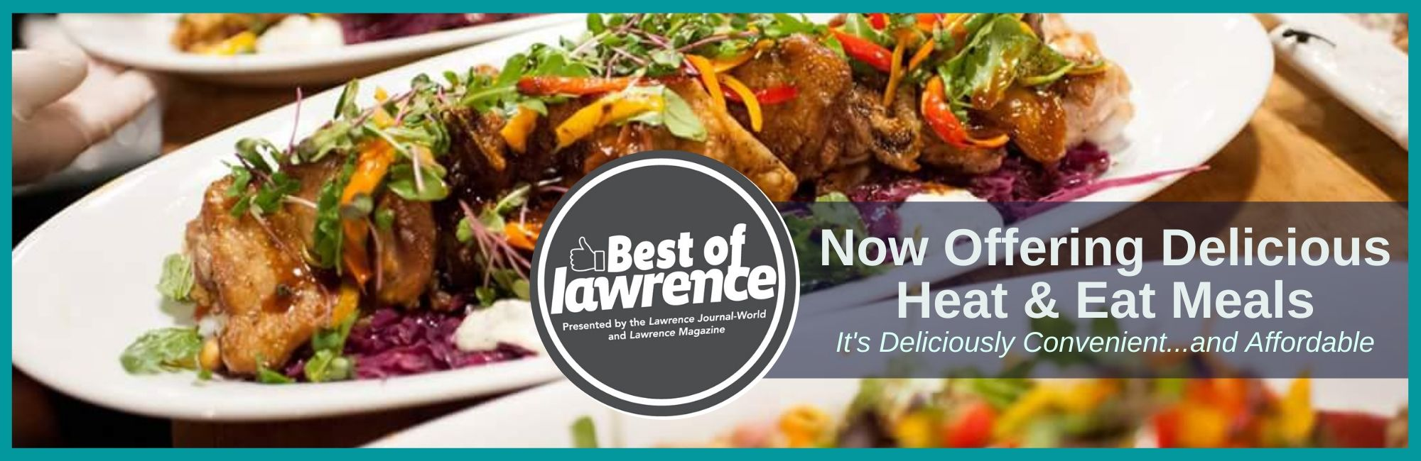 Thank you to our Community for Voting Macelis 2018 Best of Lawrence